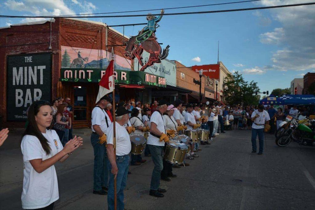 3rd Thursday Street Festival in Downtown Sheridan Wyoming
